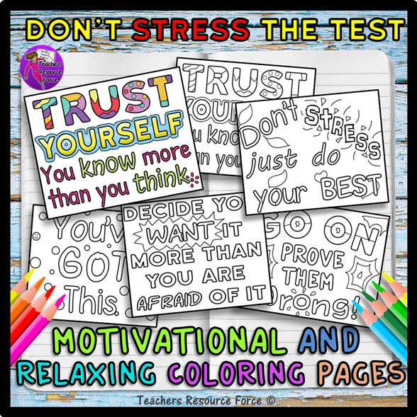 Motivational Test Quotes For Students: Supporting Student Well-being During The Testing Season