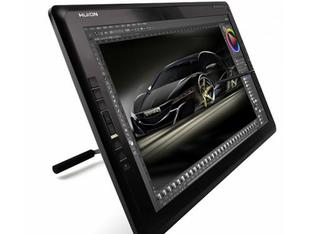 raphics Tablet Monitor Huion GT-185HD review