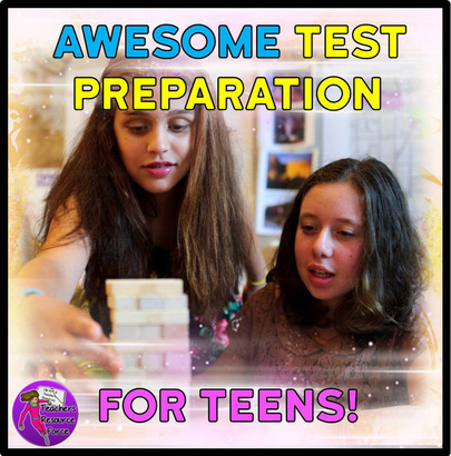 Awesome Test Preparation Ideas for Teens