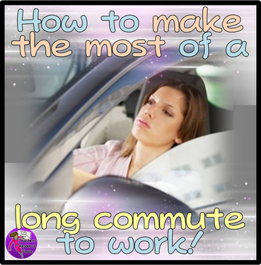 How to make the most of a long commute to school