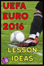 UEFA Euro 2016 Lesson Ideas