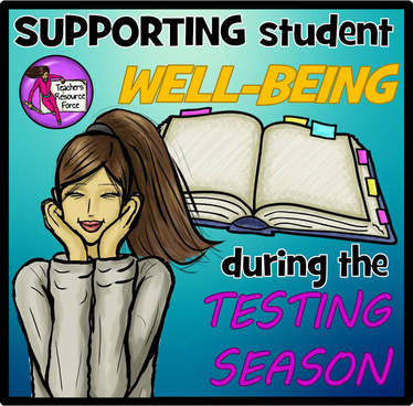 Supporting student well-being during the testing season