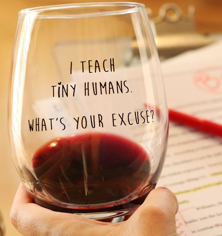 7 healthy alternatives to wine for dealing with teacher stress