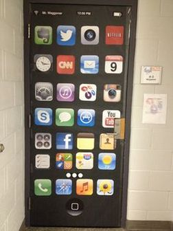 Technology themed bulletin board ideas for Room design app for mac