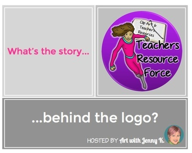 The story behind the teachers resource force logo