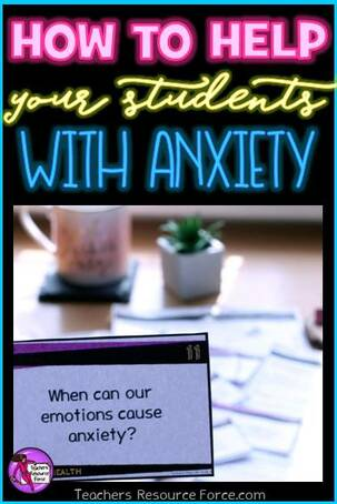 How you can help your students with anxiety