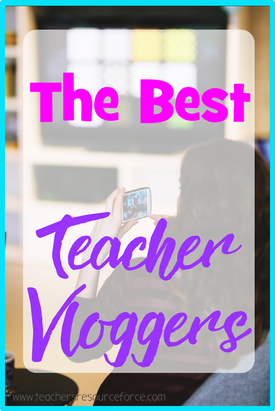 The best teacher vloggers!